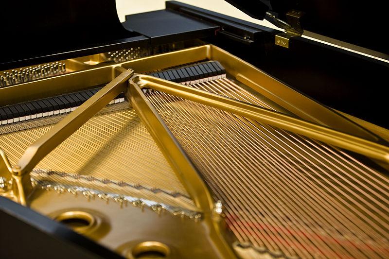 پیانو سیم