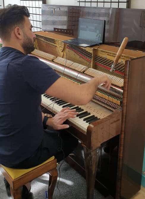 پیانو کوک