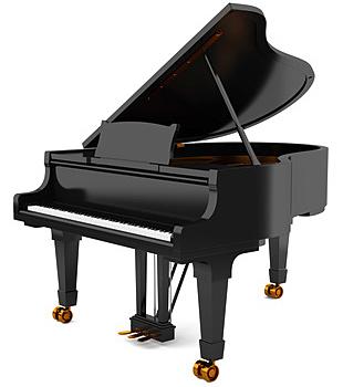 همه چیز درباره ساز پیانو